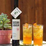New Deal Cascara Liqueur Cocktails
