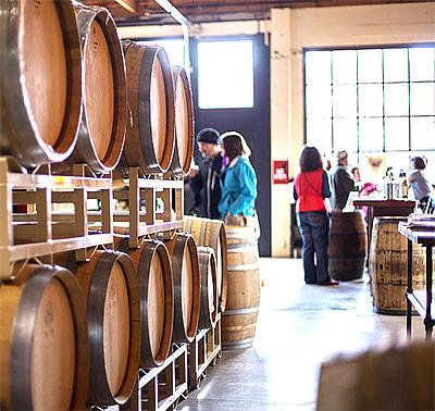new_deal_tasting_room_barrels